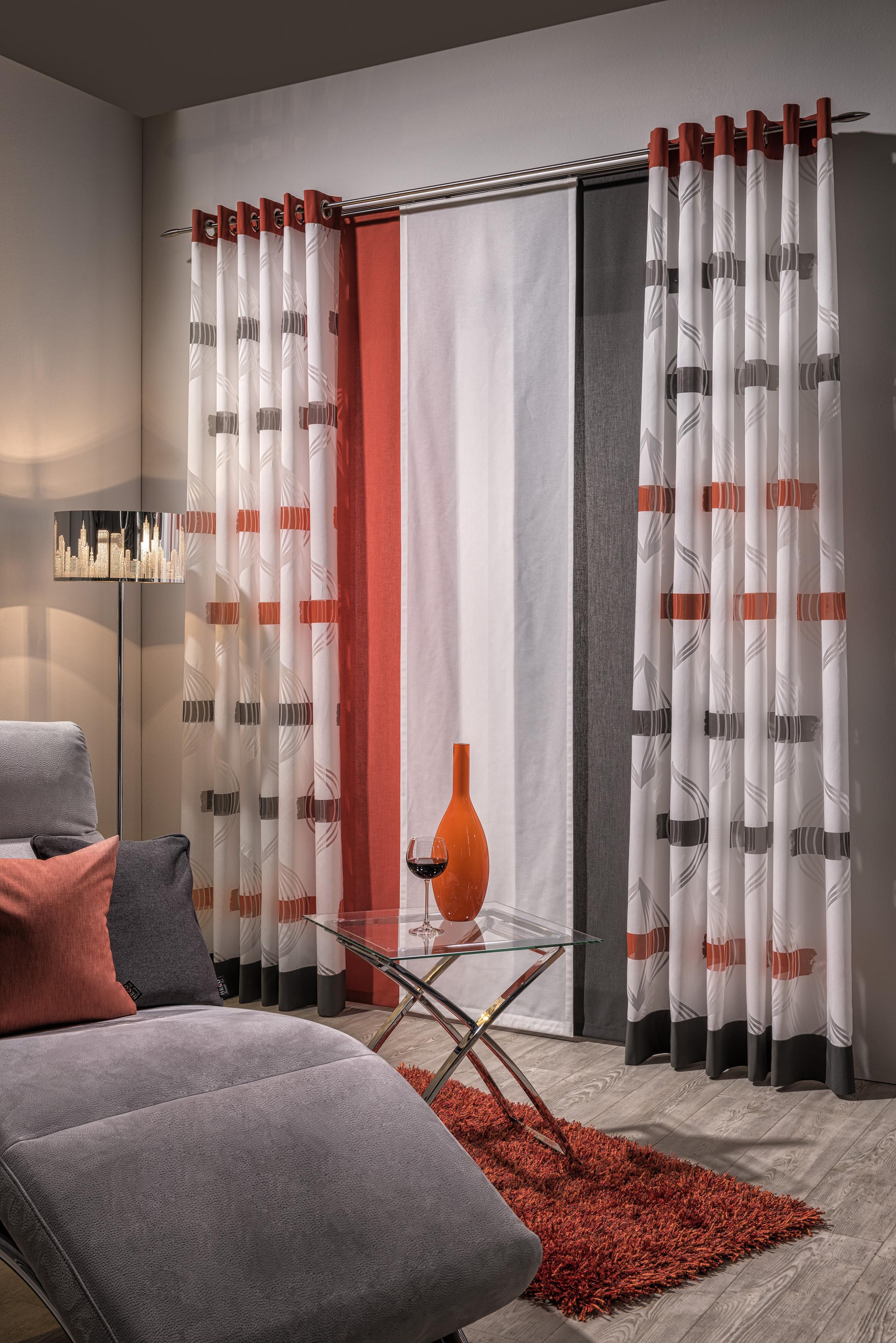 Inspirierend Gardinen Schlafzimmer Modern Design