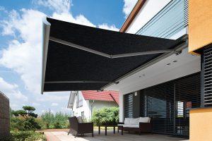 Sonnenschutz, Markisen und Verdunkelung von Raumausstattung Kastner mit Montage